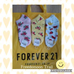 Forever21(フォーエバー21) おしゃれで可愛い♪U^ェ^U