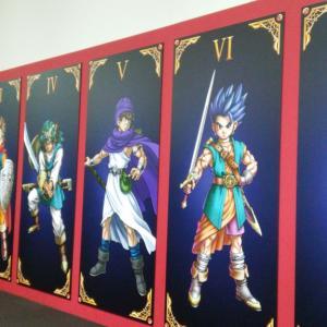 ドラクエミュージアムにいってきました。