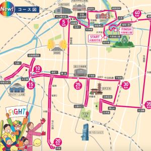 大阪マラソンレポ2〜うっかり乗ったキロ5の流れ/奈良マラソンの応援(*^^*)
