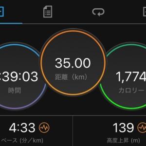 東京マラソン3週前2週前トレーニング