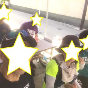 カキ氷ラン〜ゲストを迎えて(*^^*)