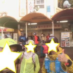 六甲縦走キャノンボールランハイライト(*^^*)