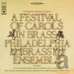 フィラデルフィア管ブラスセクションのクリスマスキャロル、そしてヒラリー・ハーンのメイヤーのヴァイオリン協奏曲のことなど