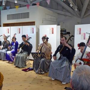 津軽三味線「貫昭会」第2回おさらい会を開催しました。