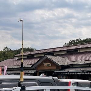 小松市、白山市の道の駅で移動運用してきました。