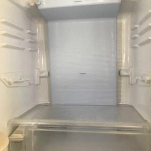 決めたことをやっていく。今日は冷蔵庫掃除の日です