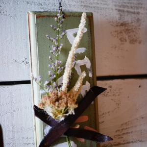 *7月27日22:00~minneにてお花と古道具のお店ichihaさんとのコラボ作品を販売いたします*