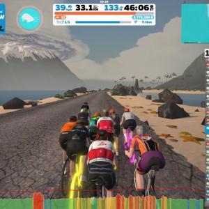 ZWIFTレースはやっぱり楽しい! Team Dimension Data Zwift Academy Race: Climbに参加してみた