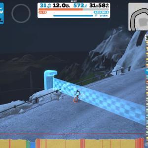 ズイフトは新コロ時代のローディーを救うか? Japan ZWIFT Hill Climb Raceでリアルレースの仇を討つ