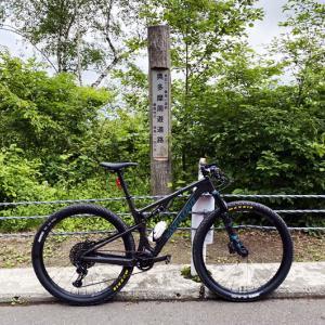 ロードバイク用サドルってMTBにつけてもいいんかい? S-Works PowerをSanta Cruz Blurに移植してみた