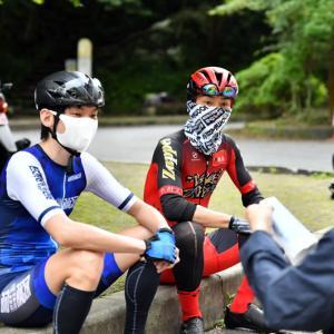 あのNHKに取材されました(≧∇≦)!!!  ロードバイク・チーム「VIVA☆ZAPPEI」が8月7日(金)「ニュース シブ5時」に出演!
