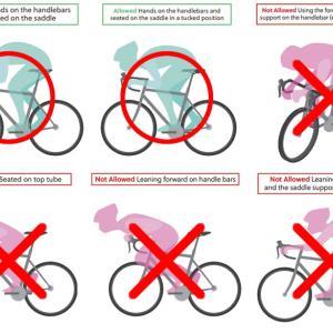 スーパータックで即退場(◎_◎;)! 厳しい? 妥当?? UCIの新安全対策の罰則が発表されました