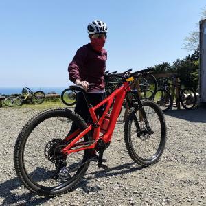 Eバイク凄すぎw フォレストバイクで満喫する小田原の海&山の幸