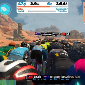 密かな目標を達成!走り切ったぞ「ASIA 120km Endurance Ride」!