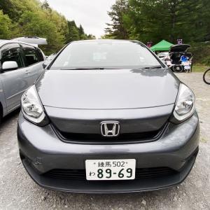 Honda FIT凄いな(◎_◎;)! MTBも積載できて今欲しいクルマNo.1!?
