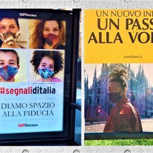 新着マスク☆ファッショントレンド in ミラノ♪