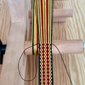 インクル織り