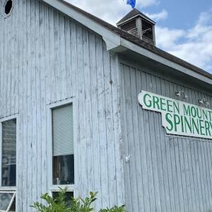 ロードトリップ7日目: Green Mountain Spinnery訪問
