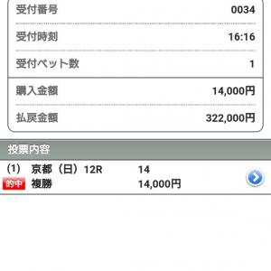 【競馬】[画像] 京都最終のアサケパワーの馬券が直前に売れまくる