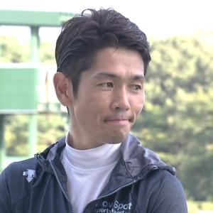 【競馬・JBC】戸崎が右肘開放骨折の疑い