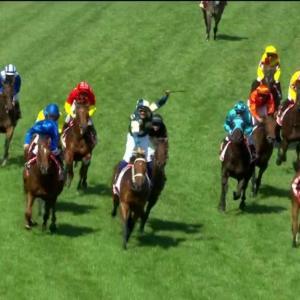 【競馬】ロードカナロア産駒タガロアがオーストラリアG1初制覇!← 母がキャロットの馬