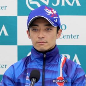 【競馬・大阪杯】<画像>川田将雅、大阪杯でのブラストワンピース騎乗に自信の表情