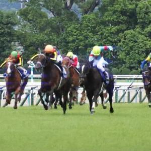 【競馬】バニンシングポイントとオーソクレースは現時点でどっちが強い?