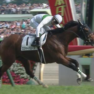 【競馬】ロジャーバローズより引退のタイミングが最高だった馬っているの?