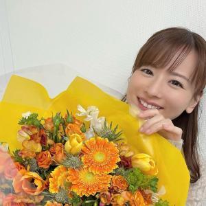 【競馬・画像あり】皆藤愛子、37歳バースデーショット… 変わらぬ美貌に「いくつになっても可愛すぎます」