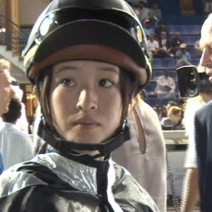 【競馬】藤田菜七子 勝率.045 連対率.109 複勝率.143