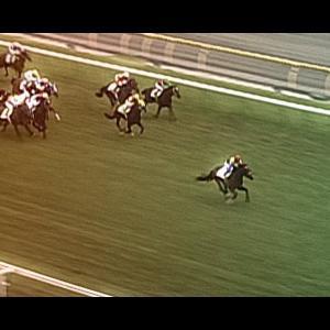 【競馬】JRA公式「夢のVS.」東京2400mでシンボリルドルフ VS ディープインパクト