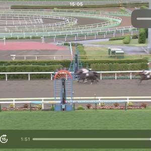 【競馬】[画像] 函館10R疑惑の写真判定