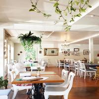 「Ma Maison」ガーデンカフェで味わう、一流シェフのお洒落ランチ