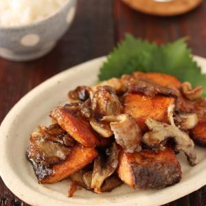 鮭と舞茸の照り焼きバター【#作り置き #お弁当 #時短技 #魚 #主菜】