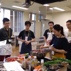 夫婦円満講座 男性料理教室