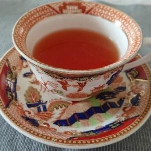 香るをいただく ルピシア「金木犀の紅茶」 シロップも・・・・