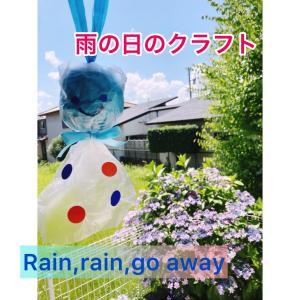 我が家の雨の日の過ごし方
