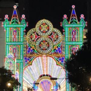 2018年神戸ルミナリエ