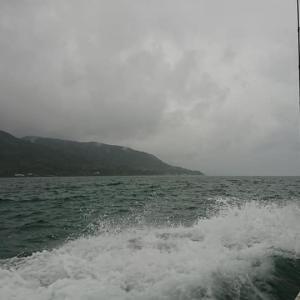 「明石海峡荒れ模様」の巻 9月前半のアレこれ