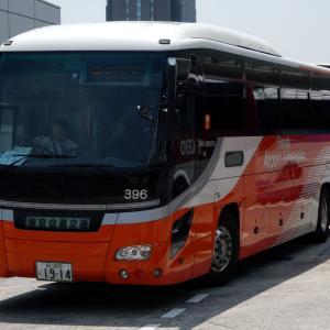 東京空港交通 品川200か19-14