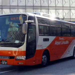 東京空港交通 品川200か18-97