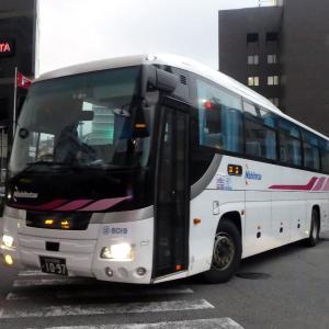 西鉄バス 8019