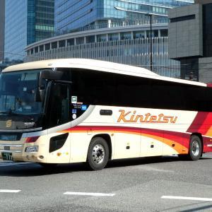 名阪近鉄バス 名古屋200か・777