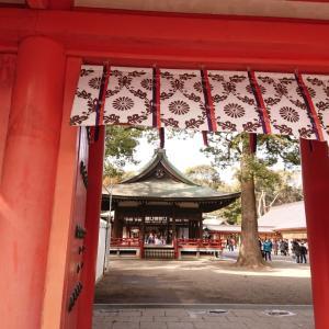氷川神社&久伊豆神社