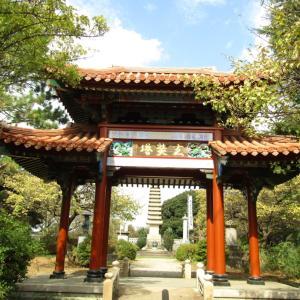 秋の慈恩寺