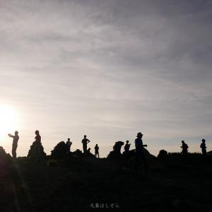 KUMO NO DAIRA - Long Trail Trip 『雲ノ平周回』3泊4日テント泊縦走