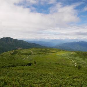 独りで旅をすること『白山』日帰り登山【日本百名山】