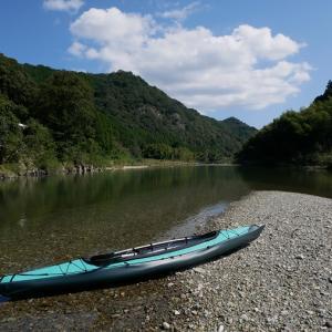 「関西でカヤックデビュー」におすすめの川 和歌山県古座川