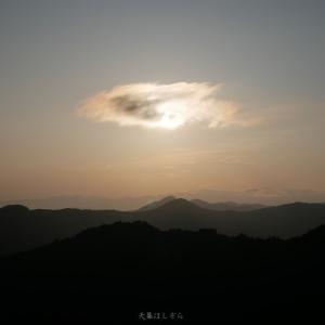 初夏の伯母子岳と護摩壇山