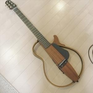 ヤマハサイレントギターYAMAHA SLG200Sを買った(・ω・)